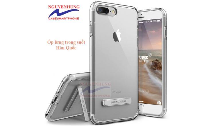 Ốp lưng trong suốt V2 Hàn Quốc iPhone 8 / iPhone 7 chính hãng Verus