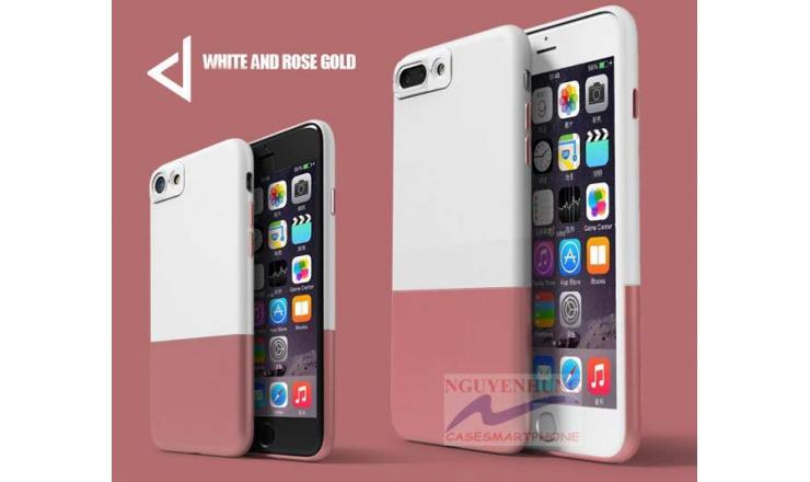 Ốp lưng iPhone 7-7Plus-IP8-8Plus DUZHI mỏng tuyệt đẹp
