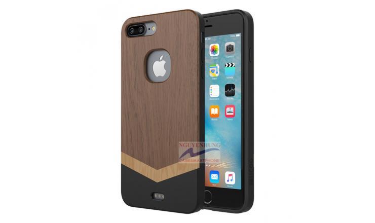 Ốp lưng Gỗ iPhone 7 7 Plus hiệu Slicoo sang trọng