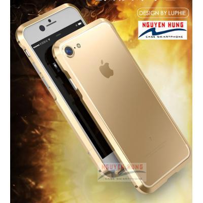 Ốp viền kim loại iPhone 7-7Plus-IP8-8Plus – Lufie tuyệt đẹp