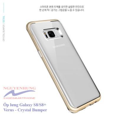 Ốp Lưng Hàn Quốc Galaxy S8/S8 Plus chính hãng Verus – Crystal