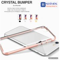 Ốp lưng Crystal Bumper cho iPhone 8-8Plus iP7-7Plu...