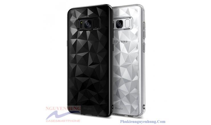 Ốp lưng Galaxy S8 S8 Plus 3D Ringke Air Prism Hàn Quốc