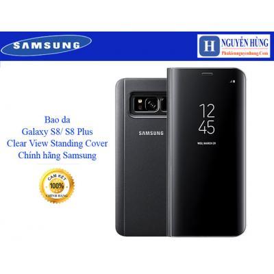 Bao Da Clear View Galaxy S8 Chính Hãng Samsung Full Box-Nguyên Seal