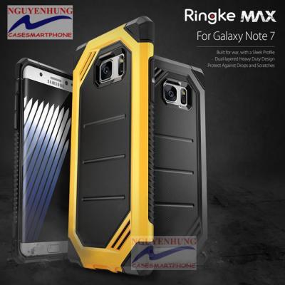 Ốp lưng Galaxy Note FE – RingKe Hàn Quốc Cao Cấp