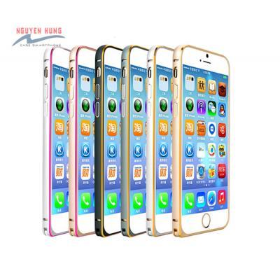 Ốp viền kim loại Coteecti cao cấp cho iPhone 6