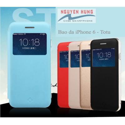 Bao da iPhone 6 Totu Sview thời trang