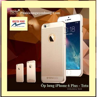 Ốp lưng Totu Gold V2 cho iPhone 6 Plus
