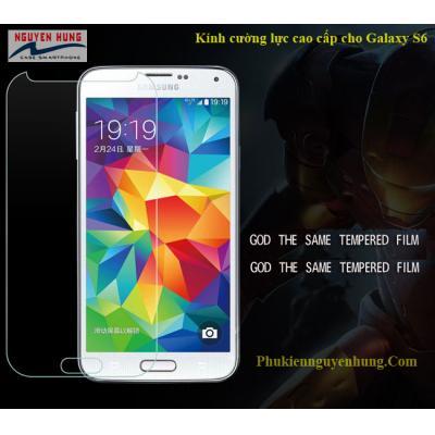 Kính cường lực Galaxy S6 ( S6 Edge) cao cấp giá cực tốt