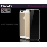Ốp lưng iPhone 6 PLus Rock trong suốt siêu mỏng