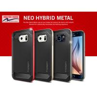Ốp lưng Galaxy S6 Spigen chống sốc có viền kim loại cao cấp