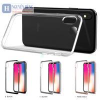 Ốp lưng Hàn Quốc Crystal Bumper cho iPhone X-XS ch...