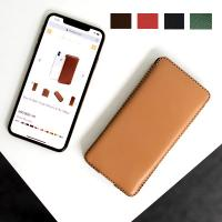 Bao da rút iPhone XS Max - V1 Leather Case in VN 100% da thật