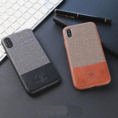 Ốp lưng Polo cho iPhone X-XS sang trọng bảo vệ toàn diện