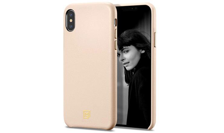 Ốp Lưng iPhone Xs Max - Spigen La Manon Calin Hàn Quốc