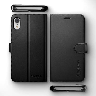 Bao Da iPhone Xs Max - Spigen Wallet S Cover