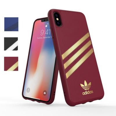 Ốp lưng iPhone Xs Max - Adidas 3-Stripes Snap [Chính Hãng Adidas]