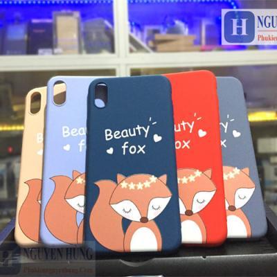 Ốp lưng iPhone XS Max - V1 Beauty [Tuyệt Đẹp - Siêu Mềm - Chống Sốc]