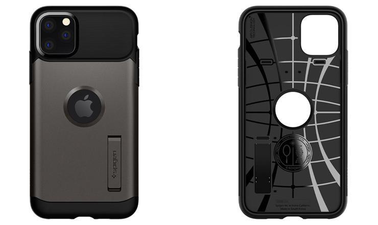 Ốp Lưng Slim Armor iPhone 11 Pro Max - Spigen thương hiệu Mỹ
