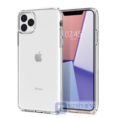 Ốp lưng trong suốt iPhone 11 Pro - Spigen Crystal Flex USA cao cấp chính hãng