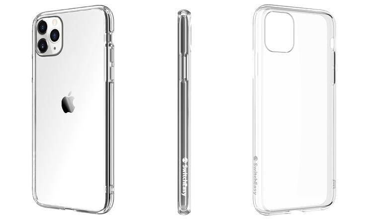 Ốp lưng trong suốt iPhone 11 Pro Max - Crush Case chính hãng cao cấp từ USA