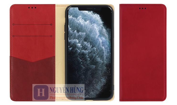 Bao da chính hiệu DzGo iPhone 11 - Chất da đẹp sang trọng giá tốt