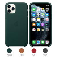 Ốp lưng da iPhone 11 - V1 Leather Case 100% da thậ...