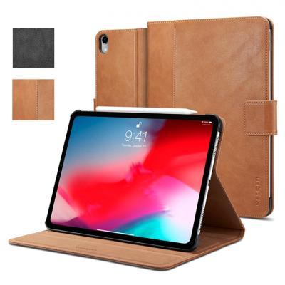 Bao Da Spigen Folio iPad Pro 11 icnh 2018 - Ver.2 [Chính Hãng Cao Cấp USA]