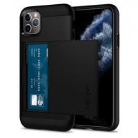 Ốp lưng Slim Armor CS iPhone 11 Pro Max - Spigen c...