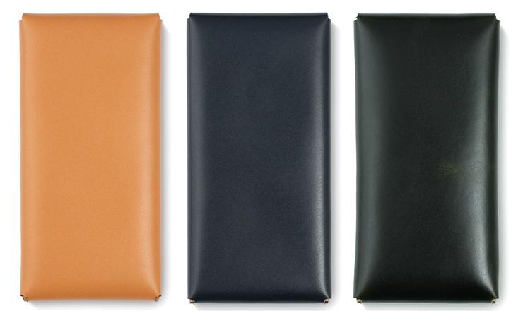 Bao da rút da thật iPhone XS Max - V2 Leather Case Made in VN