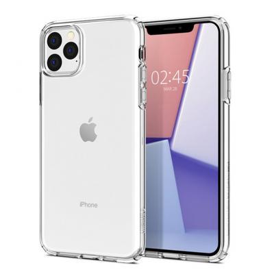 Ốp Lưng Trong Suốt iPhone 11 Pro Max - Spigen Liquid Crystal