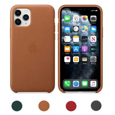 Ốp lưng da iPhone 11 Pro Max - V1 Leather Case da thật tuyệt đẹp